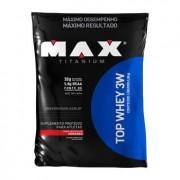 Top Whey 3W 1,8KG - Max Titanium