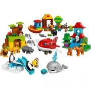 Lego DUPLO 10805 Dookoła Świata - Gwarancja terminu lub 50 zł! BEZPŁATNY ODBIÓR: WROCŁAW!