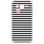 Husa silicon TPU Samsung Galaxy J5 J500 Little Heart