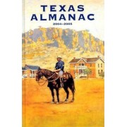 Texas Almanac 2004-2005 by Dallas Morning News