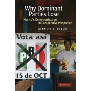 Why Dominant Parties Lose by Kenneth F. Greene
