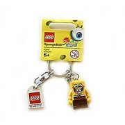 LEGO Spongebob Squarepants: Spongebob Squarepants (Big Grin) Keychain