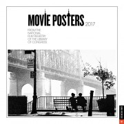 Grupo Erik Editores Movie Posters - Calendario 2017, 30 x 30 cm (Square Wall)