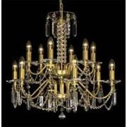 Modern crystal chandelier 7030 12/05-100S