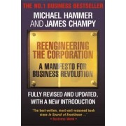 Reengineering the Corporation 2e by Michael Hammer