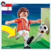 Playmobil Soccer Player Netherlands - figuras de juguete para niños (Multi)