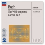 J.S. Bach - Well- Tempered Clavier Bk2 (0028944654820) (2 CD)