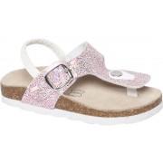 Fuchsia sandaal glitter