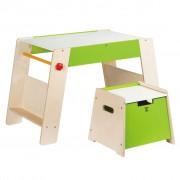 Hape tekentafel met krukje E1015