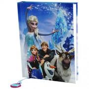 Disney Frozen Agenda Escolar Diario 10 Meses
