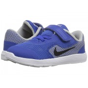 Nike Revolution 3 (InfantToddler) Game RoyalWolf GreyWhiteBlack