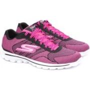 Skechers GO WALK 2 - FUSE Walking Shoes(Pink)