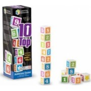 Jucarie educativa Learning Resources Ten To The Top - Addition Game