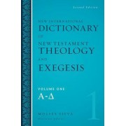 New International Dictionary of New Testament Theology and Exegesis Set by Moises Silva