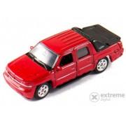 Mașinuță Welly Chevrolet Avalanche 2002 bordo, 1:60-64