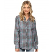 O'Neill Birdie Button Down Shirt Dragonfly