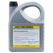 High Performer 5W-30 OPEL 5 Litres Jerrycans