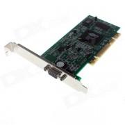 ATI Rage XL 8MB PCI Video Graphics Card - Green