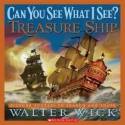 Treasure Ship by Walter Wick
