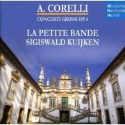 Sigiswald Kuijken - Corelli - Concerti Grossi Op.6 (0886975762927) (2 CD)