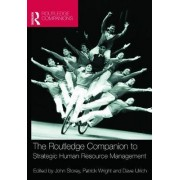 The Routledge Companion to Strategic Human Resource Management by John Storey