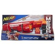 Pusca Nerf N-Strike Mega Series Roto Fury Blaster