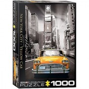 EuroGraphics New York City Yellow Cab Puzzle (1000-Piece)