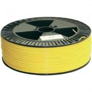 3D nyomtató szál German RepRap 100178 PLA műanyag 3 mm Közlekedési sárga 2.1 kg (1008301)