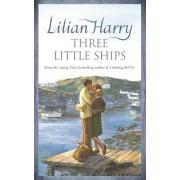 Three Little Ships by Lilian Harry