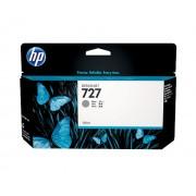 HP 727 Gray Ink Cartridge, 130-ml (B3P24A)