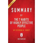 Summary of the 7 Habits of Highly Effective People by Instaread Summaries