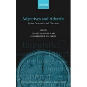 Adjectives and Adverbs by Louise McNally