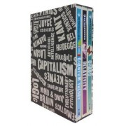 Introducing Graphic Guide Box Set - Great Theories of Science by Ziauddin Sardar