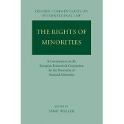 The Rights of Minorities by Professor of International Law and International Constitutional Studies Marc Weller