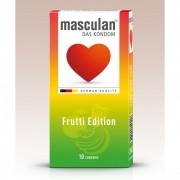 Masculan Special Edition ízesített óvszerek (10 db)