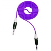 BR Pear purpul Aux Cable-555
