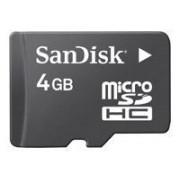 FLASH SDHC Micro Card 4GB SANDISK rt