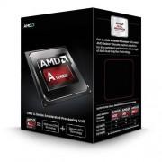 AMD FM2 A10-6800K Processore da 4,1GHz, 4MB Cache, 100W, Argento