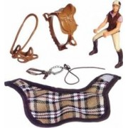 Figurina Schleich Riding Set