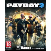 Payday 2 PC CD Key
