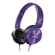 Philips SHL3060PP/00 Auriculares de diadema cerrados tipo DJ (1000 mW, 1.2m), color morado