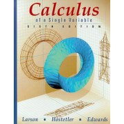 Calculus with Analytic Geometry: Calculus of a Single Variable by Ron E. Larson
