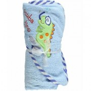 "Luvable Friends """"Scuba Dino"""" Hooded Towel"