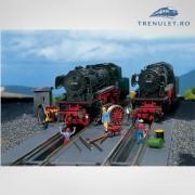 Doua rampe revizie locomotive HO, Faller 120136