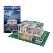 Daron Lincoln Memorial 3D Puzzle, 42-Piece by Daron