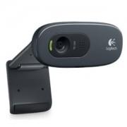 """CAMERA WEB Logitech """"C270"""" 1.3MP Sensor, Video: 1280 x 720 pixels """"960-000635"""" (include timbru verde 0.01 lei)"""