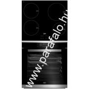 BEKO HII-64400AT - BIM-35400XMS Beépíthetõ sütõ indukciós fõzõlap szett
