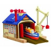 Thomas y sus amigos 98500 - La cabaña del capitán