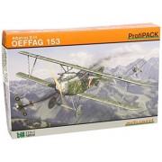 Eduard Plastic Kits 8241 - Kit professionale in plastica per costruzione Albatros D.III OEFAG 153