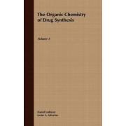 The Organic Chemistry of Drug Synthesis: v. 3 by Daniel Lednicer